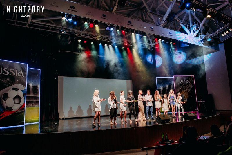 4 отчетный концерт 2018</br> (9 сезон)